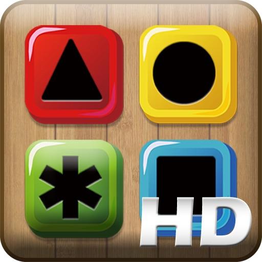ColorShape puzzle-Speed