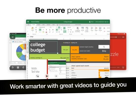 Docs² | for Microsoft Excel Screenshots
