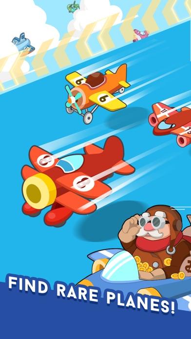 Merge Plane - Best Idle Game screenshot 1