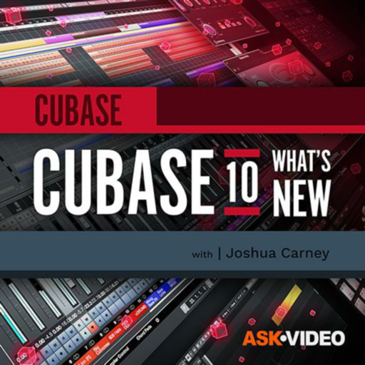 Whats New Course For Cubase 10
