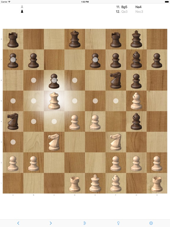 Chess - tChess Pro Скриншоты7