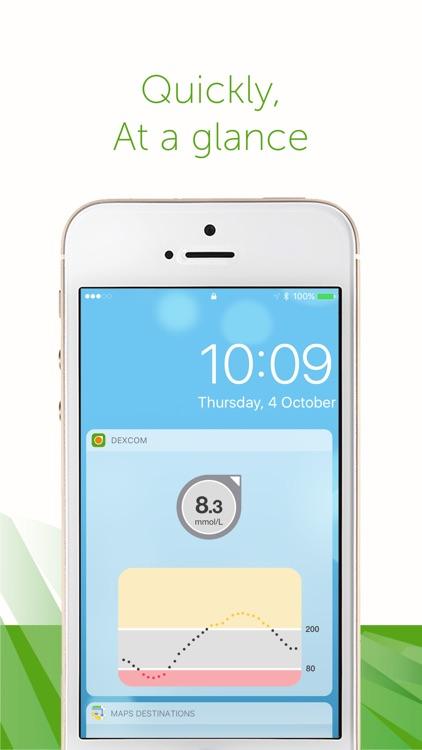 Dexcom G5 Mobile mmol/L DXCM15 screenshot-3