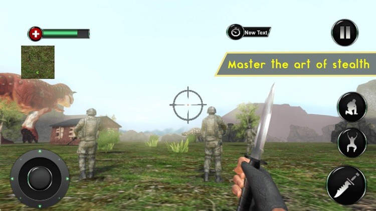 Guns of war: The Dinosaur era screenshot-3