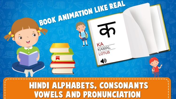 Learn Hindi Alphabets Tracing by BHADRIK MEHTA