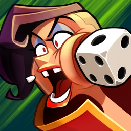 Dice Brawl: Captain's League  - 256x256bb - Best GAMES of the MONTH