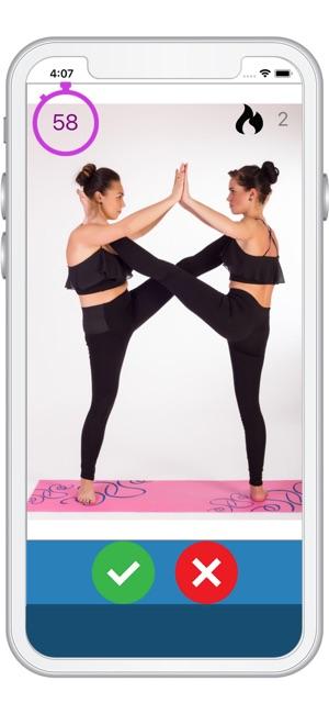 Yoga Challenge App On The App Store