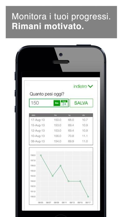 Screenshot for Allenamento di 7 minuti in Italy App Store