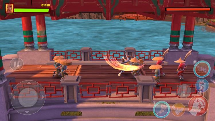 Shaq Fu: A Legend Reborn screenshot-6