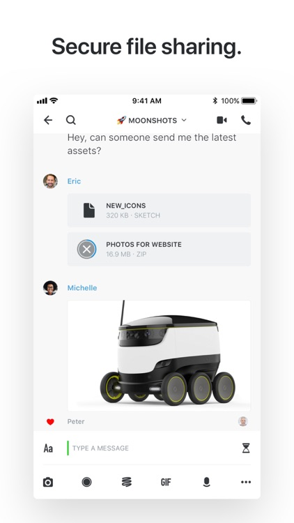 Wire • Secure Messenger screenshot-3