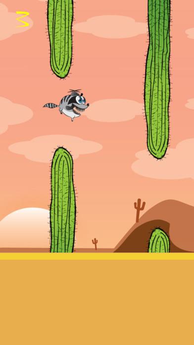 Razy Raccoon screenshot four