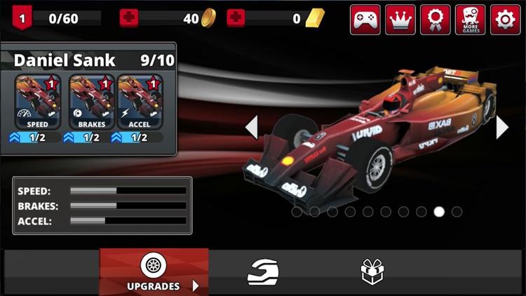 Indy Formula 500 screenshot-3