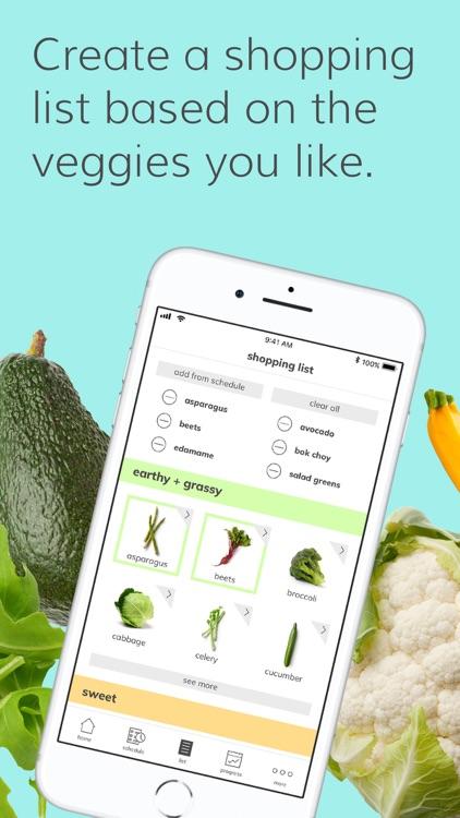 FlavorBaby – Veggies First screenshot-3