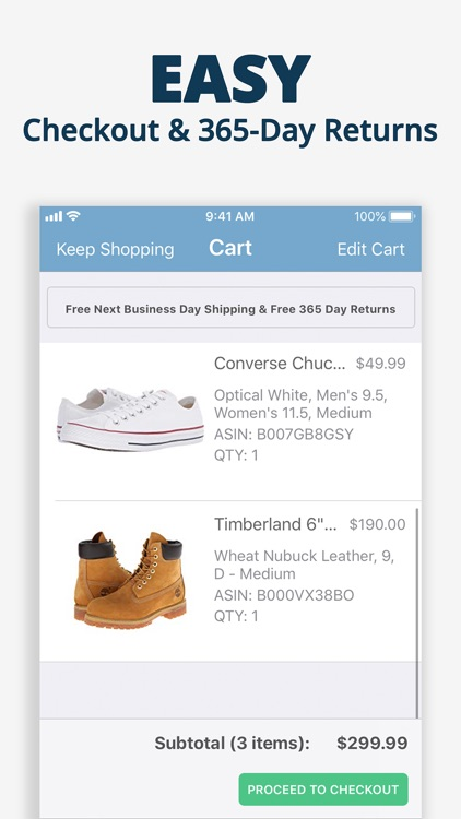 Zappos - Easy Shoe Shopping screenshot-3