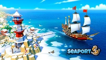 Seaport - Build & Prosper! Screenshot 1