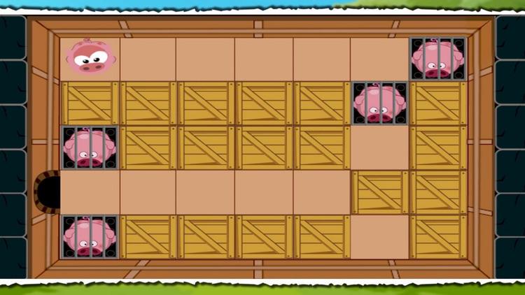Pig Friend Escape screenshot-4