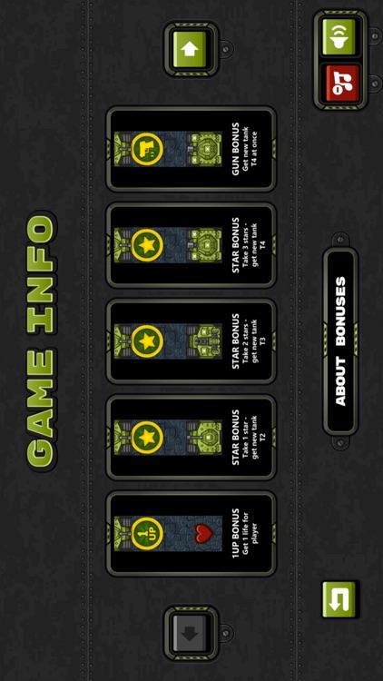 Hero Tank Wars Battle screenshot-3