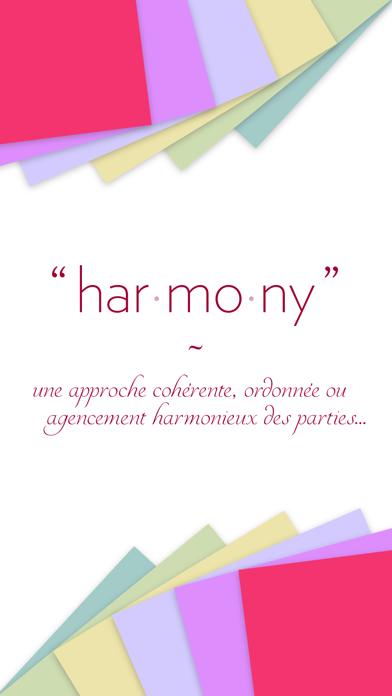 Screenshot #1 pour har•mo•ny 3
