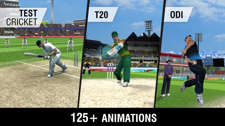 World Cricket Championship 2 screenshot-6