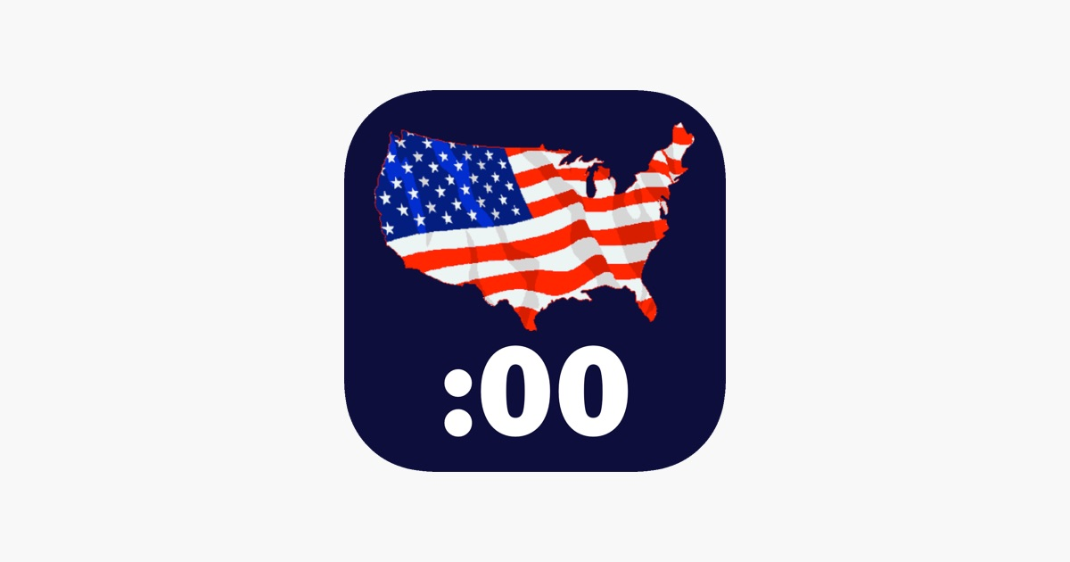 The Presidential Countdown on the App