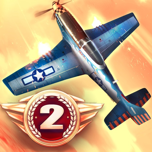 Sky Gamblers - Storm Raiders 2 app for ipad