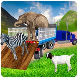 Jurassic Animal Zoo Transport