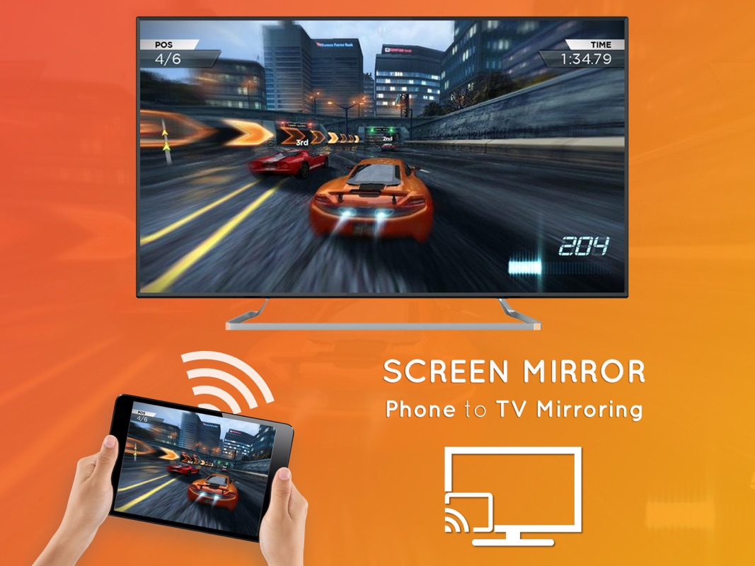 Mirror for Chromecast TV Cast - Online Game Hack and Cheat