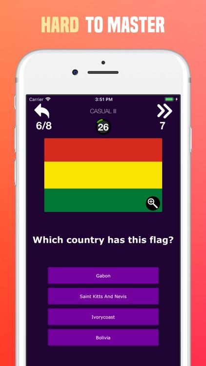 World Flags Quiz -Guess Trivia screenshot-4