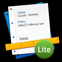 Web Form Builder Lite
