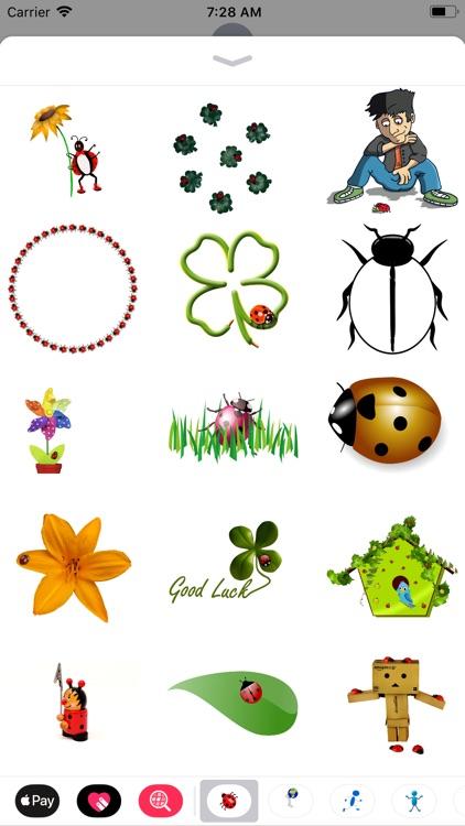 My Ladybug Sticker Pack screenshot-4
