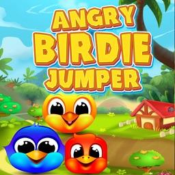 Angry Birdie Jump