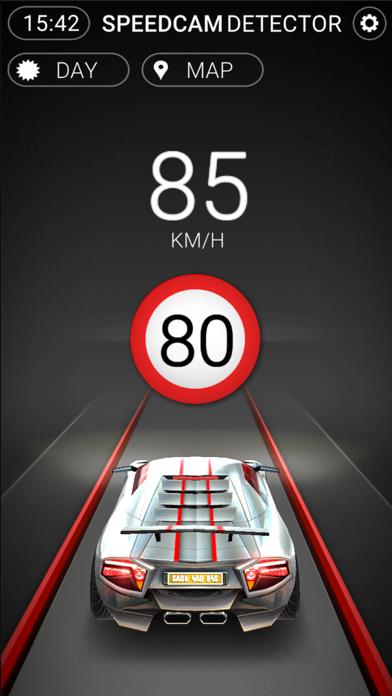 Speedcams ブラジルのスクリーンショット1