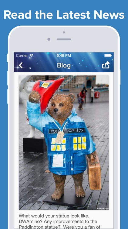 Whovian Amino for Doctor Who screenshot-3