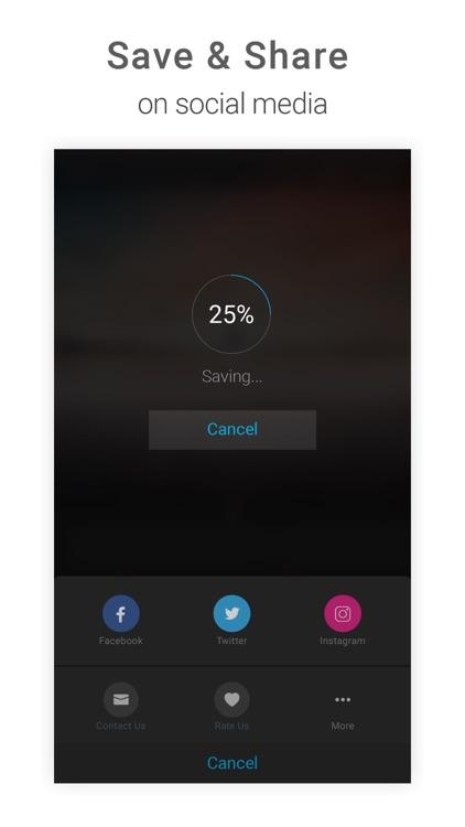 Video Editor -Crop Video Maker screenshot-4