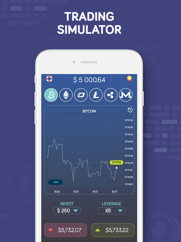 cryptocurrency investing game