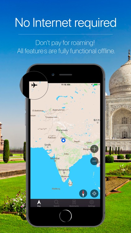 India Offline Navigation screenshot-0