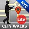 New York Map and Walks - iPhoneアプリ
