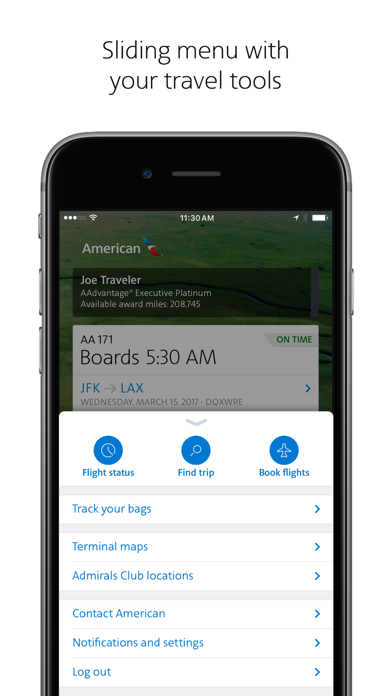 American Airlines App Download Android Apk
