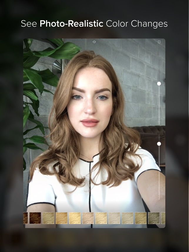 Hair Color On The App Store
