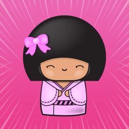 Kawaii Dolls Emoji's