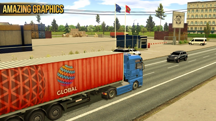 Truck Simulator 2018 : Europe screenshot-6