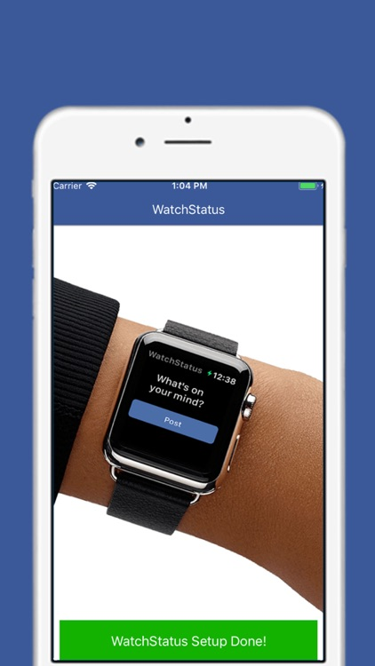 WatchStatus: Post for Facebook