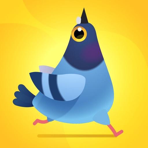Pigeon Pop iOS App