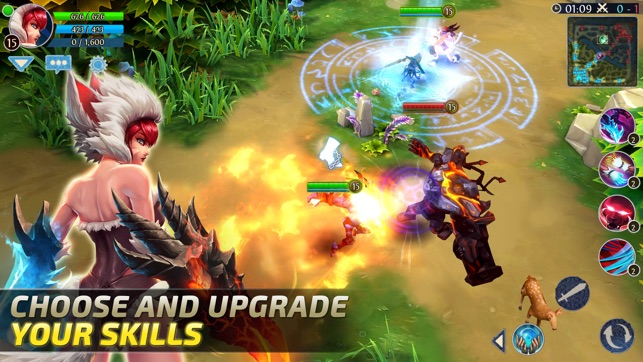 Heroes of Order & Chaos on the App Store