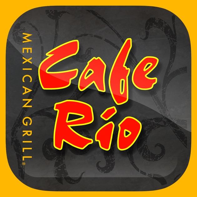 Cafe Rio Rewards