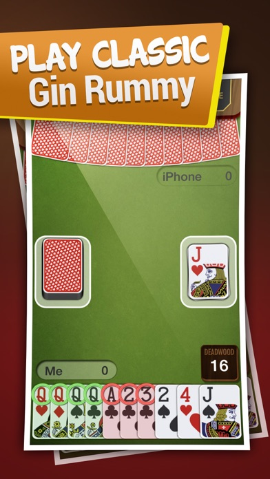 Gin Rummy Best Card Game Revenue Download Estimates Apple App