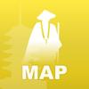 四国八十八ヶ所霊場マップ