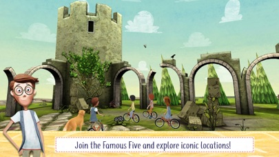 The Famous Five Adventure Game screenshot 6