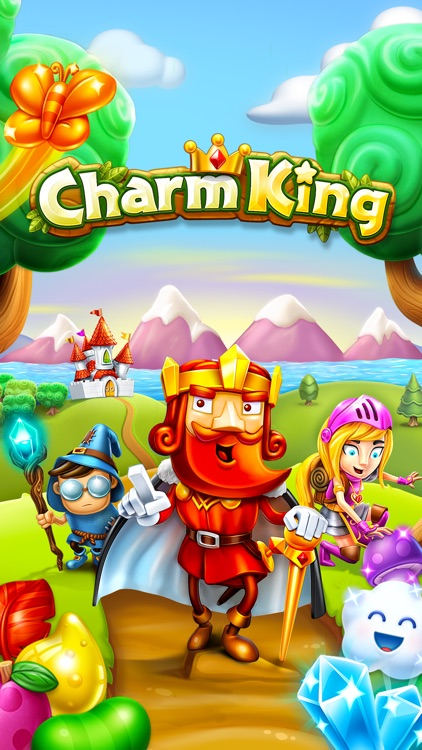 Charm King™ screenshot-4