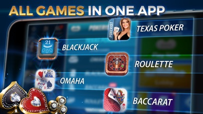 Texas Holdem Poker: Pokerist 18.3.0  IOS