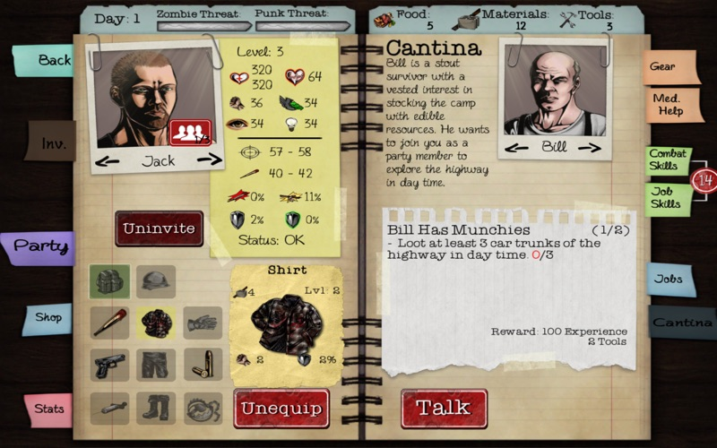 Dead Age screenshot 5